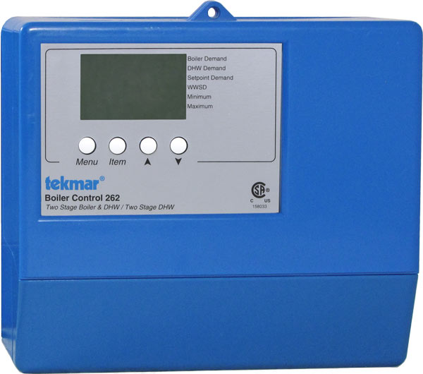 Boiler Control 262